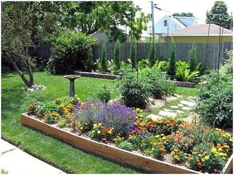 Backyard Garden Ideas For Small Yards Superb Backyard Gardening Ideas Design Vegetable Garden For Small Yards Backyards Garden Trends