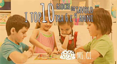 giochi da tavolo per bambini di 6 anni migliori giochi in scatola per bambini tra i 6 e i 9 anni