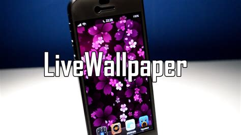 live wallpaper iphone 6 youtube livewallpaper live wallpapers scrolling background on