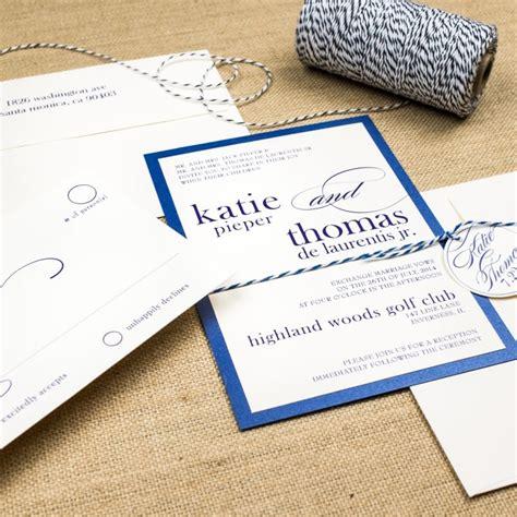 bakers twine wedding invitations bakers twine wedding invitations chic shab design studio inc
