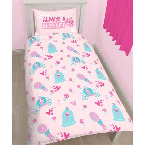 Disney Princess Boulevard Single Double Bedding Choice Of
