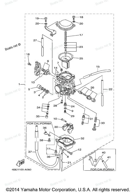 motorcycle carburetor diagram 2005 xt225 xt225t yamaha motorcycle carburetor diagram