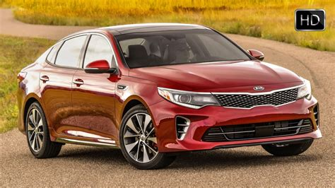 Kia Optima Sx T Gdi by 2016 Kia Optima Sx T Gdi Turbo Midsize Sedan Exterior