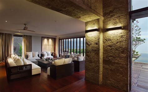 resort home design interior the bulgari villa a balinese cliff top paradise idesignarch interior design architecture