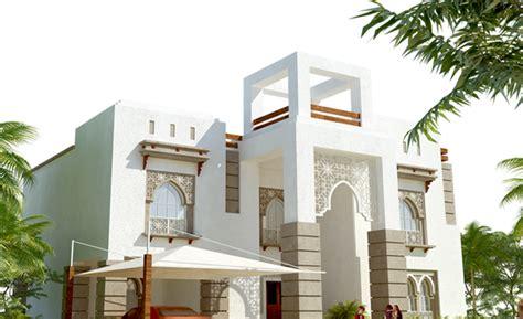 islamic pattern elevation modern contemporary arabic architecture villa ideas for