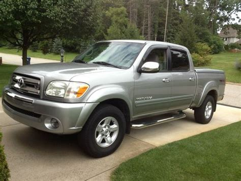 2005 Toyota Tundra Mpg Purchase Used 2005 Toyota Tundra Crew Cab 4 Door In