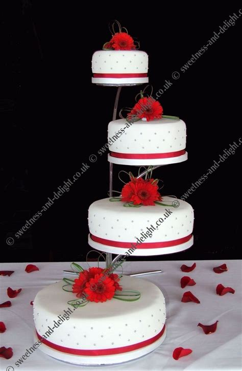Cake Stands For Wedding Cakes by 4 Tier Cake Stands For Wedding Cakes Cake Decotions