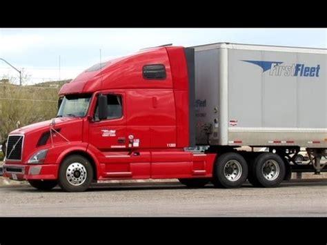 fleet volvo trucks youtube