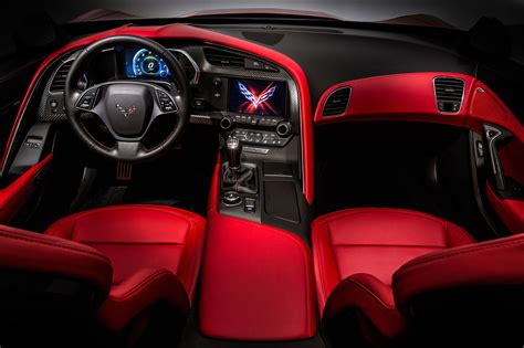 corvette dashboard 2015 chevrolet corvette reviews and rating motor trend