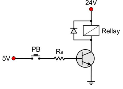 transistor how to use load bjt dc load switching transistor