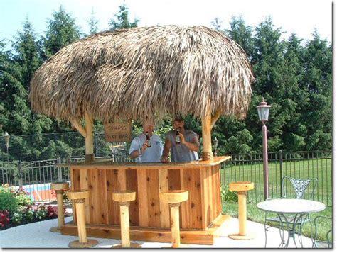 tiki bar stools    tropical bar complete