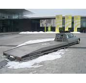 Citroen DS Tissier Car Transporter
