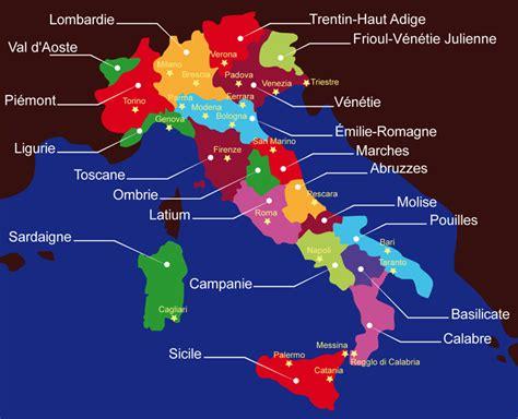 gusto d italia l italie du go 251 t les 20 r 233 gions italiennes