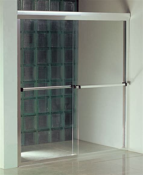 Bathroom Shower Doors Home Depot Jade Bath Terrace 60 Inch Shower Door With Base The Home Depot Canada