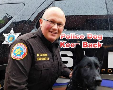Door County Sheriff by Door County Sheriff S Department Introduces Newest Member Of Team K 9 Odinn Door County Pulse