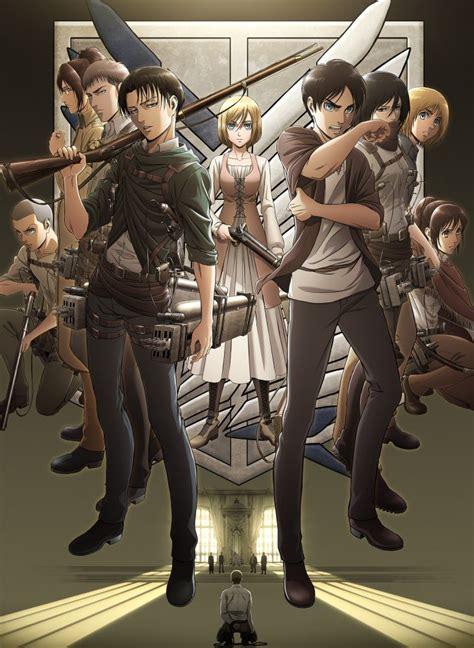K Anime Season 3 by Shingeki No Kyojin Confirma Fecha De Estreno De Su Tercera