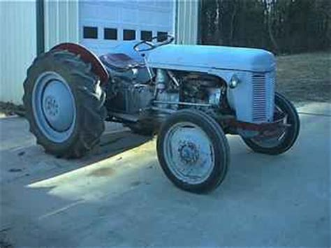 Used Farm Tractors For Sale Ferguson To30 2004 03 29