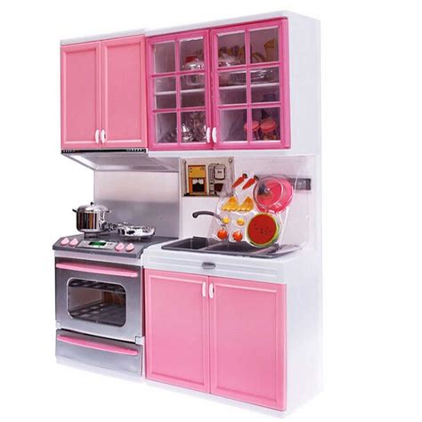 pretend kitchen furniture leadingstar barbie size dollhouse furniture kitchen burger