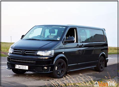vw minivan 2014 volkswagen transporter sportline kombi swiss vans ltd