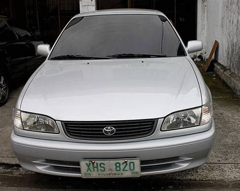 Toyota Corolla Xl 2004 2004 Toyota Corolla Xl For Sale From Negros Occidental
