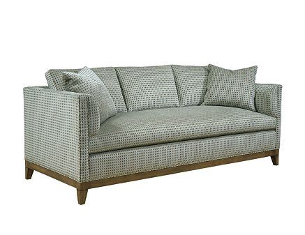 non upholstered sofa pearson furniture