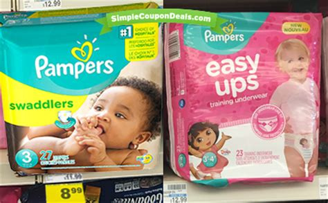 printable coupons pers easy ups new 2017 pers diapers coupons 4 bag at cvs simple