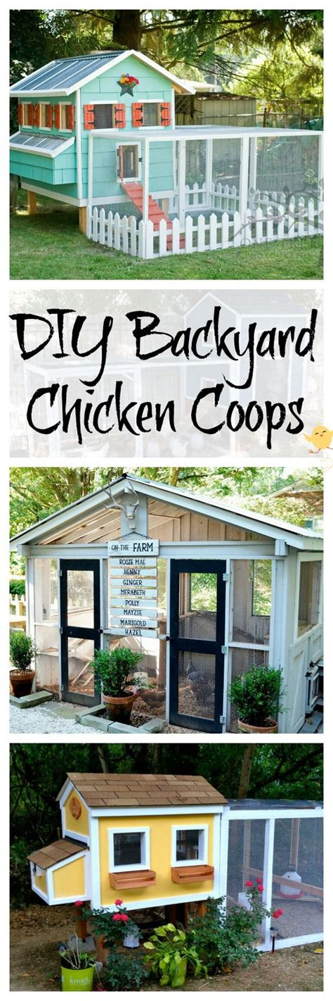 easy backyard chicken coop plans easy backyard chicken coop plans home