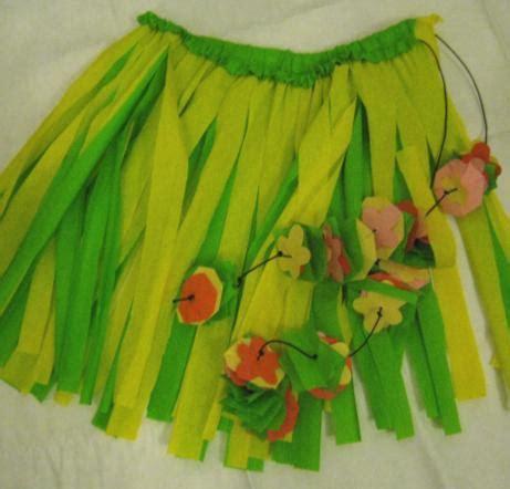 como realizar una falda de papel crepe como hacer una falda con papel crepe imagui