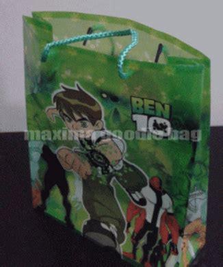 Plastik Ultah Warna tas ulang tahun anak goodie bag ultah anak