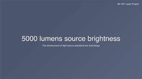 Proyektor Xiaomi xiaomi laser projector