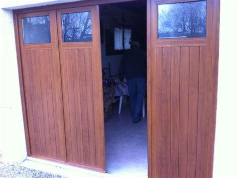 porte de garage 4 vantaux pas cher
