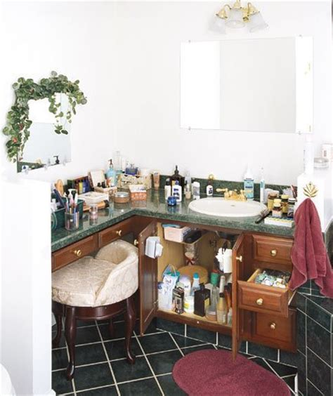 real simple bathroom bathroom vanity get organized with these home makeover ideas real simple