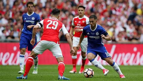arsenal vs chelsea 2017 epl 2017 18 gw1 arsenal vs leicester city live