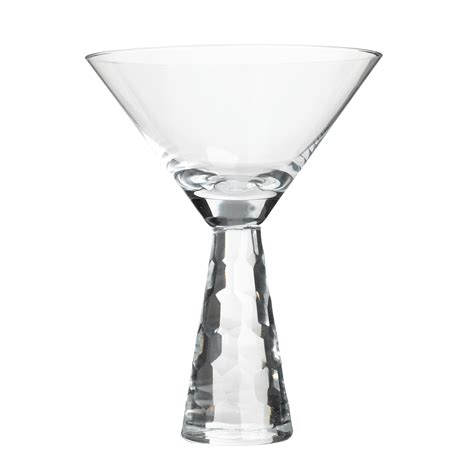 Stem Cocktail Glasses By Julien Macdonald Clear Cut Stem Cocktail Glass