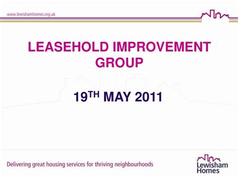 leasehold improvements section 179 ppt leasehold improvement group powerpoint presentation