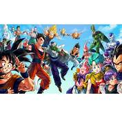 Dragon Ball Z Characters Wallpapers