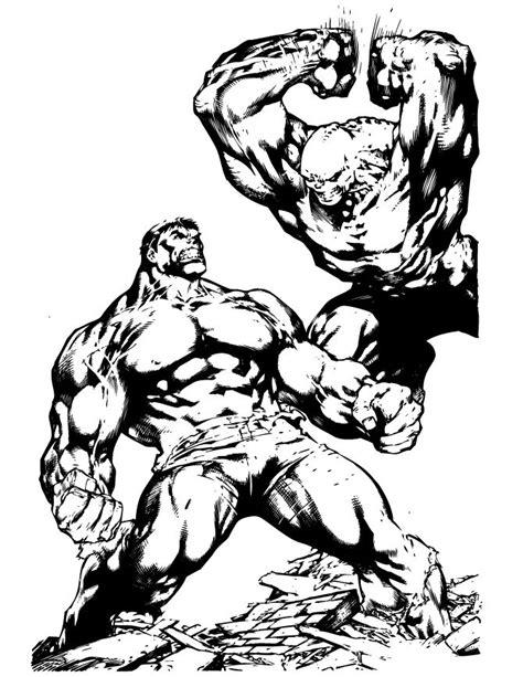hulk fighting coloring pages incredible hulk fighting coloring page hulk ironman