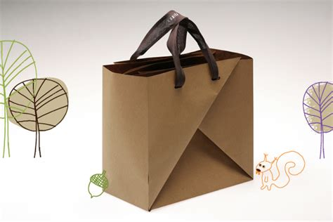 How To Make Paper Packaging - bigabaga do it yourself paper bag on behance