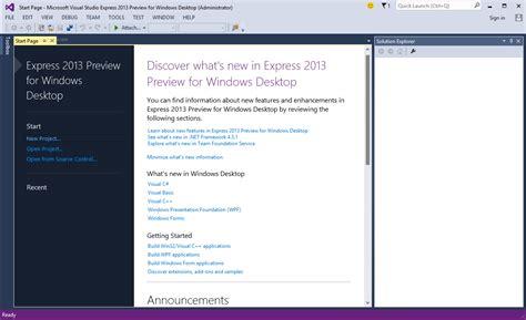 tutorial visual studio express visual studio express 2010 tutorial c