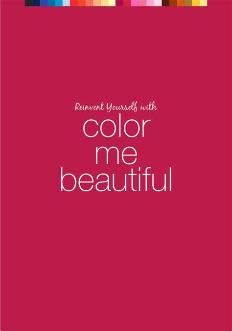 color me 2 color me beautiful