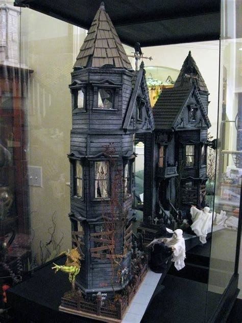 halloween doll house 363 best images about halloween town on pinterest