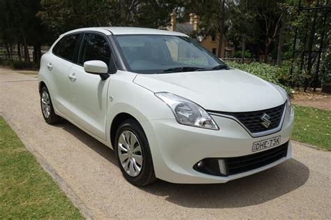 Suzuki Baleno Gl 2016 Suzuki Baleno Gl Review The Wheel