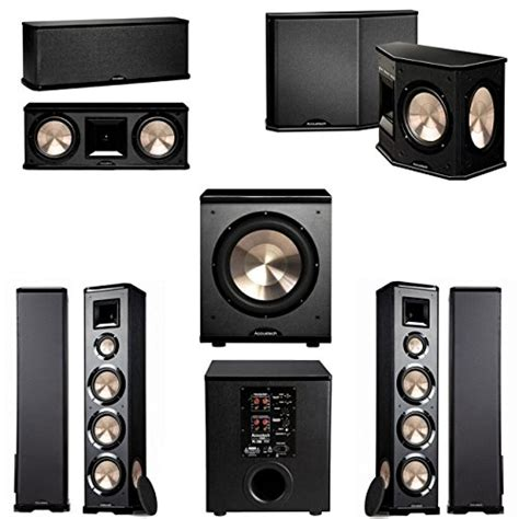 review bic acoustech pl 980 5 1 home theater