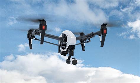 Drone Inspire One noordzee drones opleiding voor drone rpas piloten