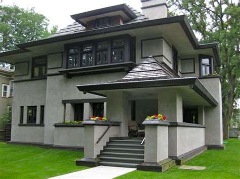 gray house did frank lloyd wright practice feng shui open spaces feng shui