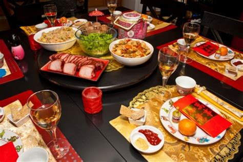 significance of new year dinner celebrate new year with anecdotes to reserve