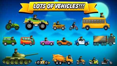 hill climb racing new cars hill racing mountain climb android apps on play
