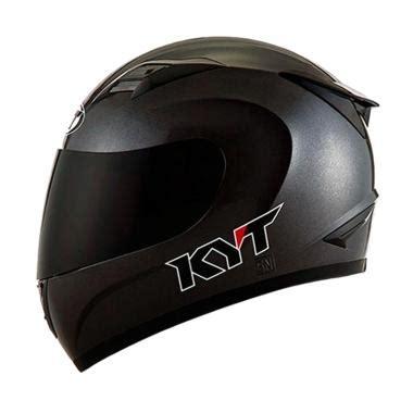 Helm Kyt R10 Black jual helm kyt r10 harga menarik blibli