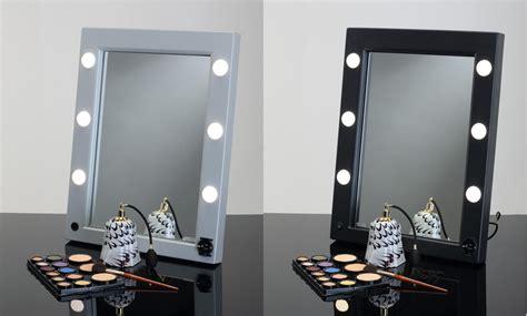 specchio da tavolo make up idee regalo per specchi trucco make up e