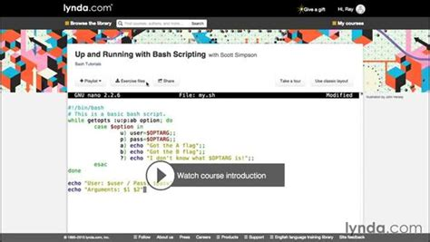 git video tutorial lynda what you should know